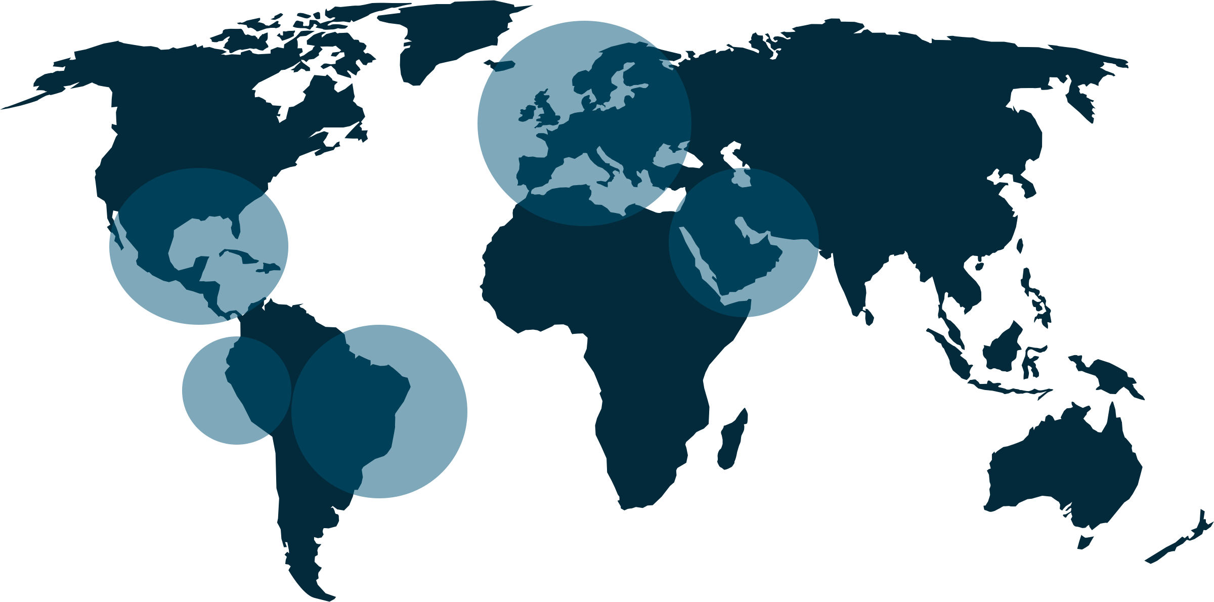 The Global Community for Leaders international reach